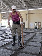 Cifuentes: Fábrica de baldosas deja su huella en obras constructivas cubanas
