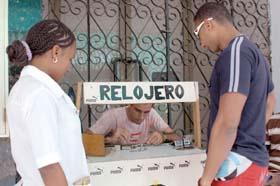 Luz verde en Cuba para ejercer el trabajo por cuenta propia