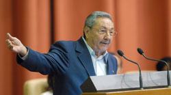 Resumen en tres tiempos de la intervención del presidente Raúl Castro en el parlamento cubano