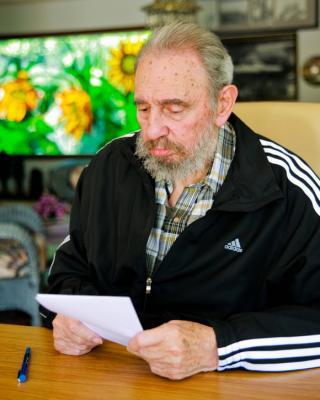 Reflexiones de Fidel Castro: Mi ausencia en el CC
