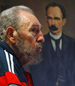 Reflexiones de Fidel Castro: La insostenible posición del imperio