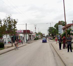 Avanza en Santa Clara reparación de tramo clave de la Carretera Central