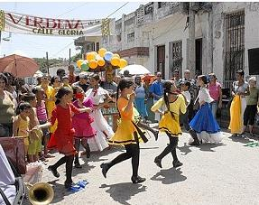 Amplias y diversas actividades en Santa Clara por la Verbena de la Calle Gloria y el cumpleaños 85 de Fidel Castro