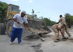 Incrementarán labores de higienización en Santa Clara a propósito del ejercicio popular Meteoro 2012